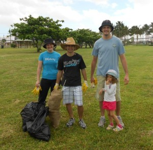 Clean Up Australia Day 2014